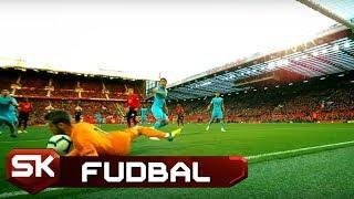 Premier League 2018/19 | Najbolje Odbrane Osmog Kola | SPORT KLUB Fudbal
