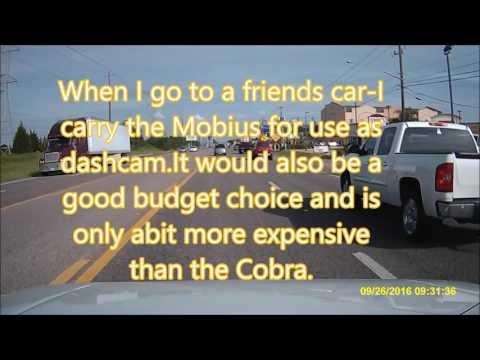Cobra CDR820 DashCam