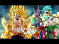 Golden Goku Vs Ssgss Broly, Beerus & Xicor | Dragon Ball Xenoverse Mods (duels) video