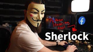 find social media acc๐unts with Sherlock (in 5 MIN)