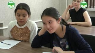 Открытый урок в школе скорочтение