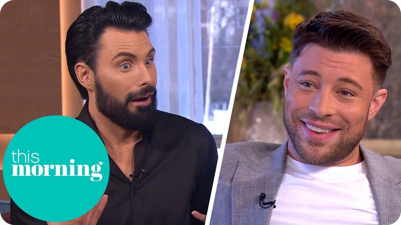 Hollyoaks' Duncan James Shocks Rylan With a Major Plot Twist Tease   This  Morning