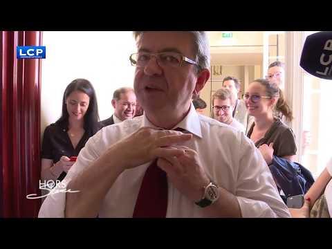 Jean-Luc Mélenchon : le grand show de la rentrée