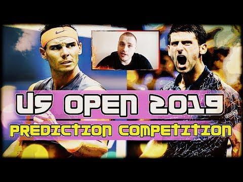 US Open 2019 - Prediction Competition - Men's Singles