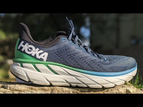 HOKA ONE ONE CLIFTON 7 | MOST CUSHIONED SHOE 2020 REVIEW
