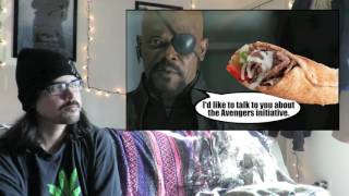 Pothead Reacts to Film Theory: Doctor Strange Magic DEBUNKED by Science