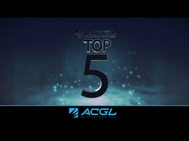 ACGL Top 5 | April