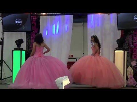 XVanguard - Fashion Show - Quinceañera Expo 2016