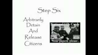 The 10 Steps To Totalitarianism | Australia 2014