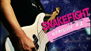 Recording A New EP Album | Snakefight - Webisode #2 (Campsite Recordings)