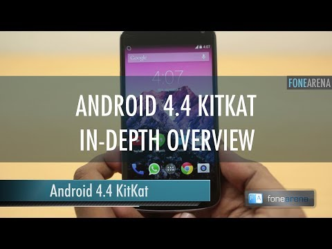 Android KitKat 4.4 In Depth Overview