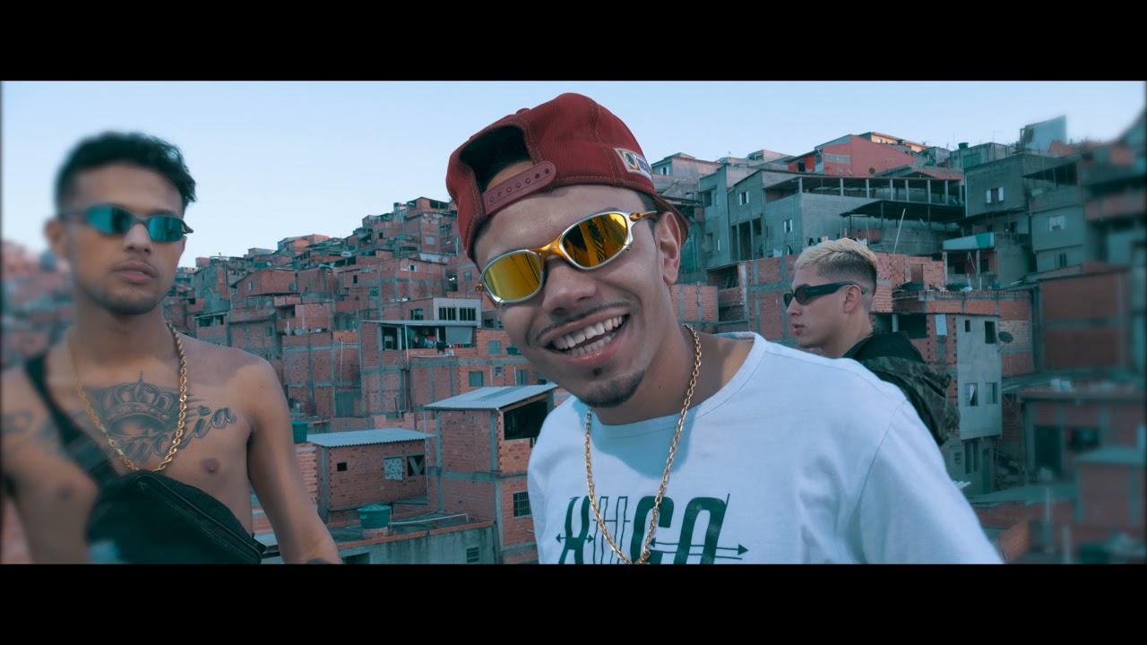 Pião na Favela - MC RF3, Mecteu e Belko (Funk Malokeiro)