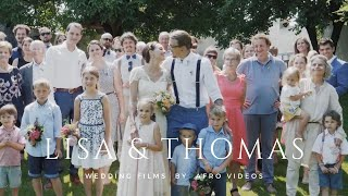 WEDDING FILMS - Lisa & Thomas - NIEDERÖSTERREICH