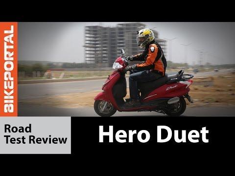 Hero Duet - Road Test Review - Bikeportal
