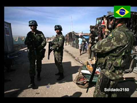 Missão Haiti - Brazilian Army and Marines in Haiti (Minustah)