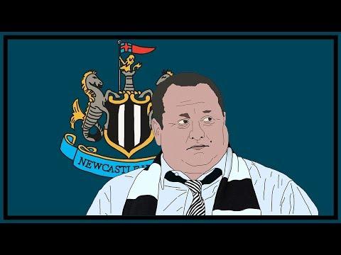 Newcastle's Finances Under Mike Ashley 2016/17