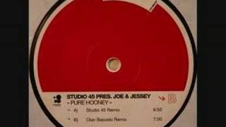 Studio 45 Pres. Joe & Jessey - Pure Hooney (Studio 45 Remix)
