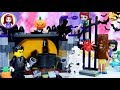 Lego Halloween Haunt Set Build - Make Pumpkin Head Potion Silly Story