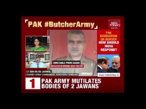 India First: DESPICABLE ACT! Pakistan Crosses LoC, Mutilates 2 Indian Soldiers