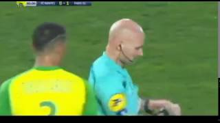 Referre Funny Red Card Fail PSG VS FC Nantes