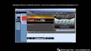 Digitiphony Vol 1 for Kontakt - Electro Orchestral Scoring/Soundtrack Tool