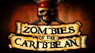 PIRATES OF THE CARIBBEAN ★ Left 4 Dead 2 (L4D2 Zombie Games)