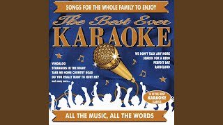 Dreadlock Holiday (I Don't Like Cricket) (In the Style of 10CC) (Karaoke Version)