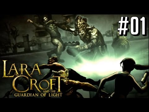 "Lara Croft: GOL - Episode 1 ""The Start Of The Adventure"""