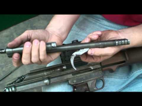 Fallschirmjager FG-42 Rifle