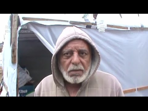 Gaza in the Cold - The Struggle Video News