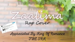 ZAALIMA | CLUB COVER With RAP | RAEES | ARIJIT SINGH | SHAHRUKH KHAN | JAM8 | D COOL PRODUCTION