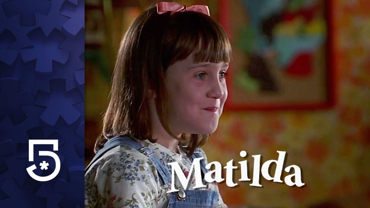 Domingo emocionante: Matilda | Por el 5