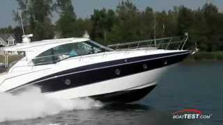 Cruisers Yachts 41 Cantius Test