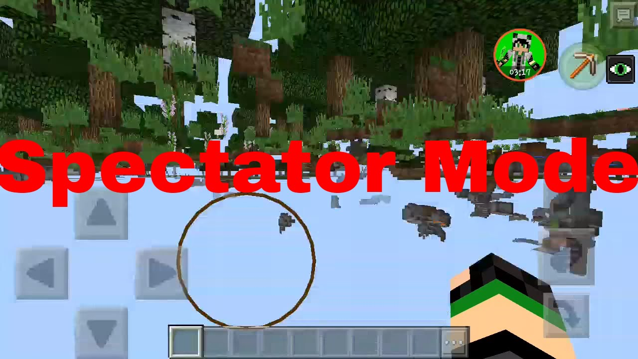 how to go in spectator mode in minecraft