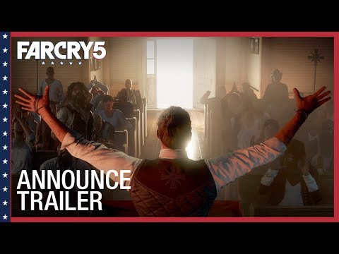 Far Cry 5 : Official Announce Trailer | Ubisoft [US]