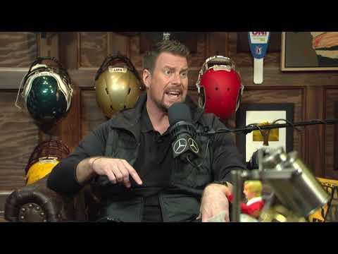 ESPN's Ryan Leaf Talks Cowboys, Brady, Tua, Burrow & More W Dan Patrick | Full Interview | 1/9/20