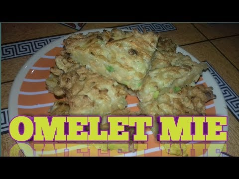 Omelet mie