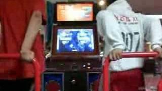 Ryzen Xia Vs. Terminator First Round Visible Noise hard