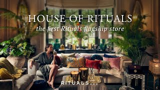 The first Rituals flagship store - House of Rituals