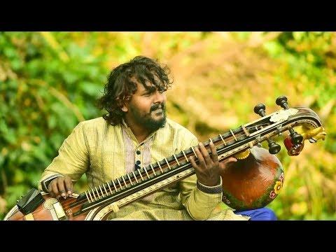 Padayappa - Minsara Kanna | A R Rahman | Veena Cover by Manoj Ananthapuri | KKonnect Music