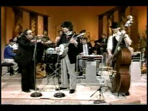 Benny Martin, John Hartford & Roy Huskey - Wabash Cannonball