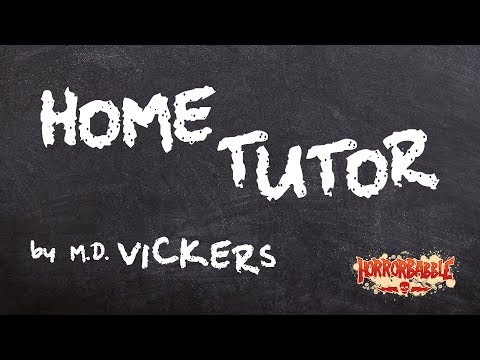 """Home Tutor"" by M. D. Vickers (Narrated by Ian Gordon)"