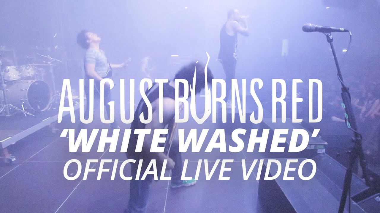 August Burns Red - White Washed (Official HD Live Video)