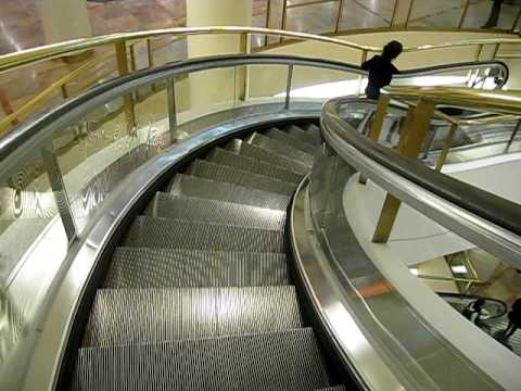 Spiral Escalator Youtube