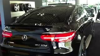 Mercedes AMG GLC 63 S 4MATIC 2018