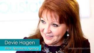 Keeps People Posted on the Medical AND Social Status-Devie Hagen on PreciouStatus®