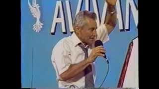 """Predica  """"Mi Testimonio"""" - Yiye Avila (A cura della Chiesa A..."""