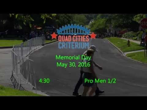 2016 Quad Cities Criterium (part 2)