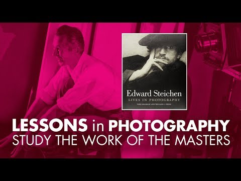 LESSONS in PHOTOGRAPHY - Edward Steichen