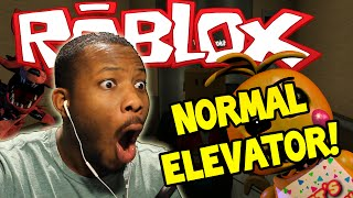 ROBLOX: ASCENSOR NORMAL! - ¡PARADAS SCARY! - Parte (1)